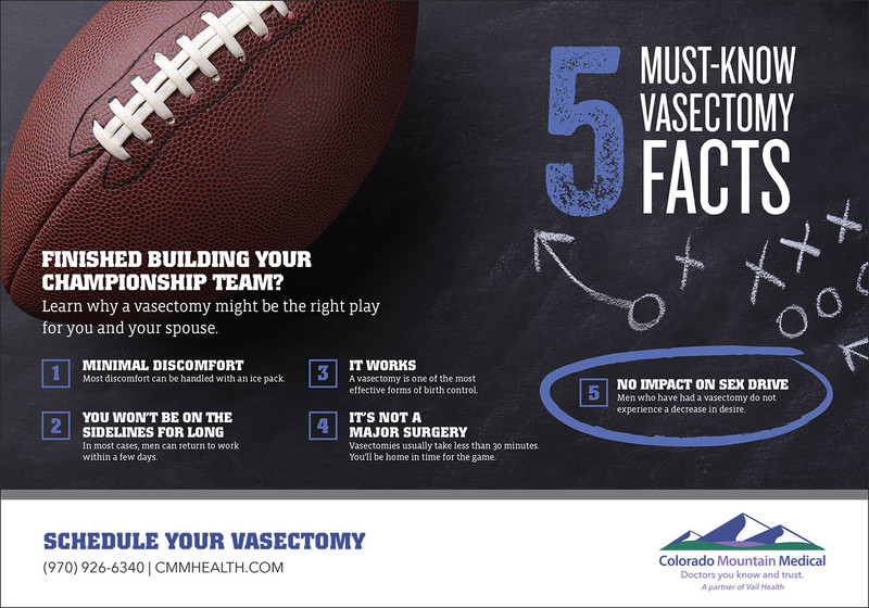 ​​​​​​​5 Must-Know Vasectomy Facts