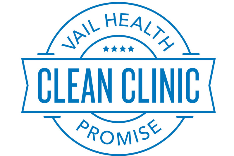 Vail Health's Clean Clinic Promise