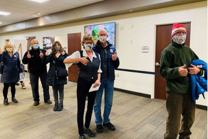What a difference a week makes for Eagle County's COVID-19 vaccination process