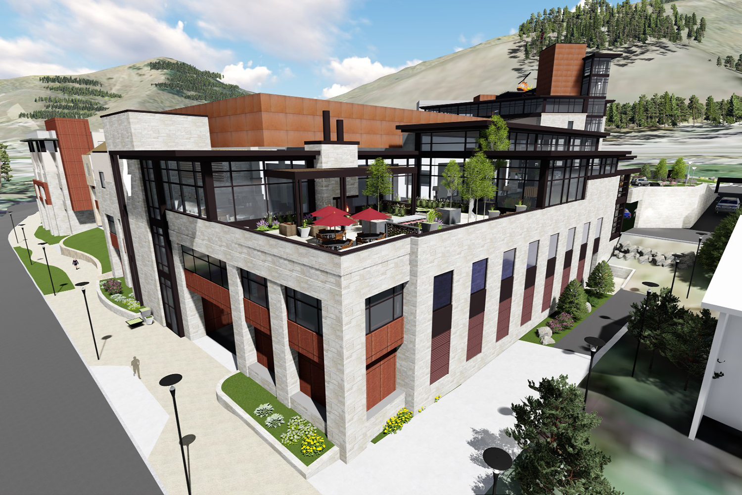 Vail Health Begins East Wing Hospital Renovation