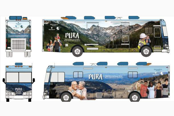 MIRA hits the road to deliver needed services throughout Eagle County