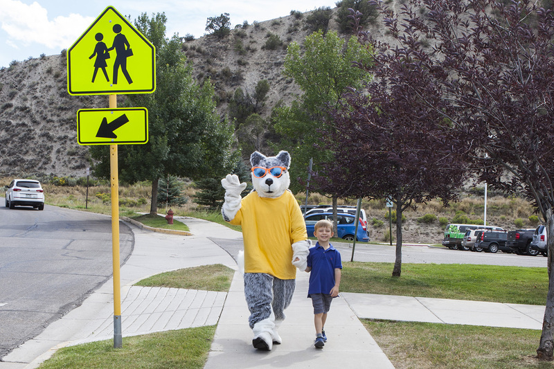 You're Protecting Eagle County Kids