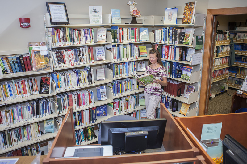 Philanthropy Keeps Library Leading Edge