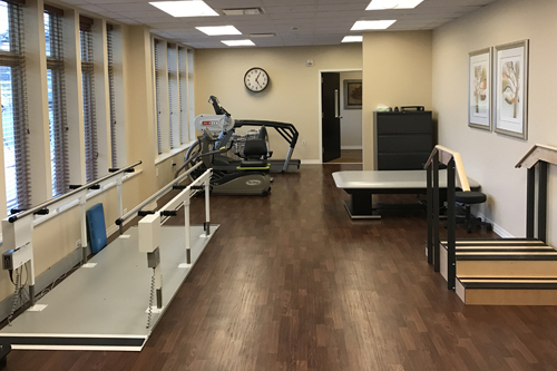 VVMC's Donation Builds Therapy Room In Senior Center