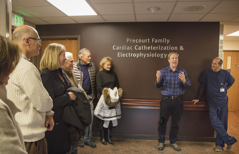 Precourt Family Honored for $10 Million Gift to Vail Valley Medical Center
